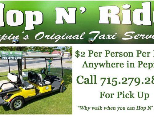 Hop N Ride Pepin's Original Taxi Service