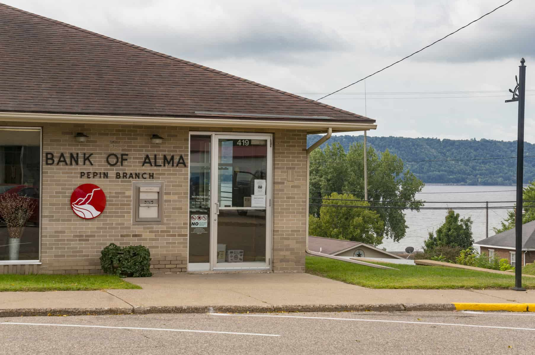 Bank of Alma