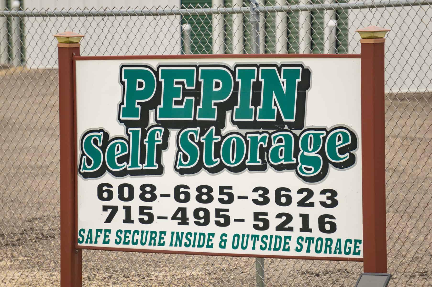 Pepin Storage