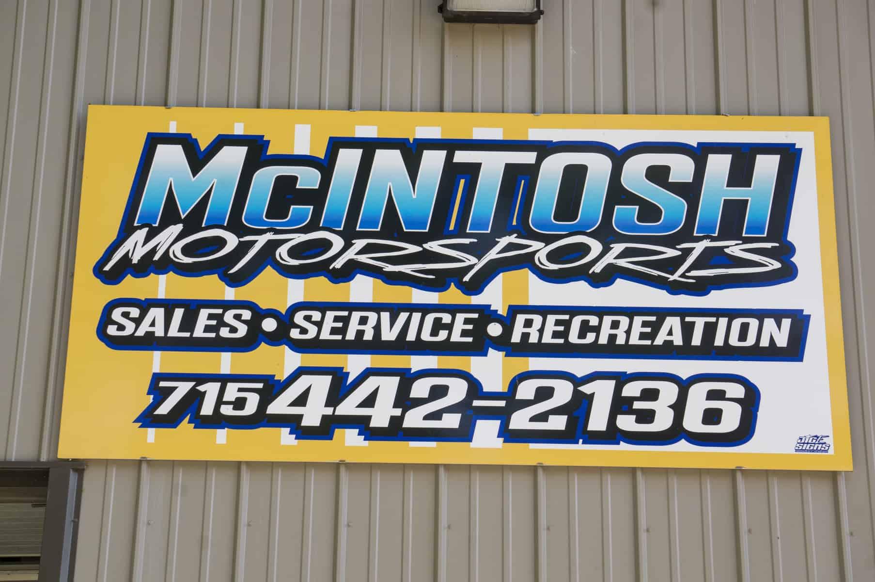 McIntosh Motor Sports