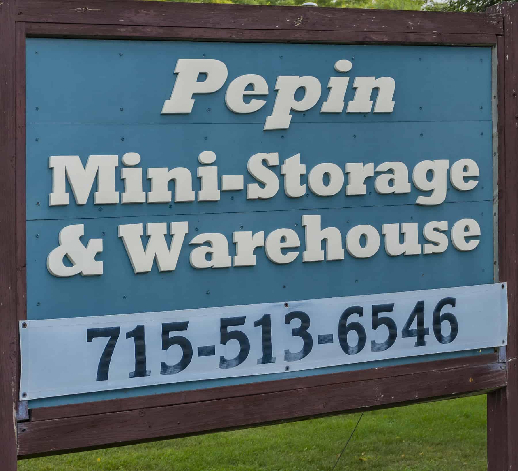 Pepin Mini Storage