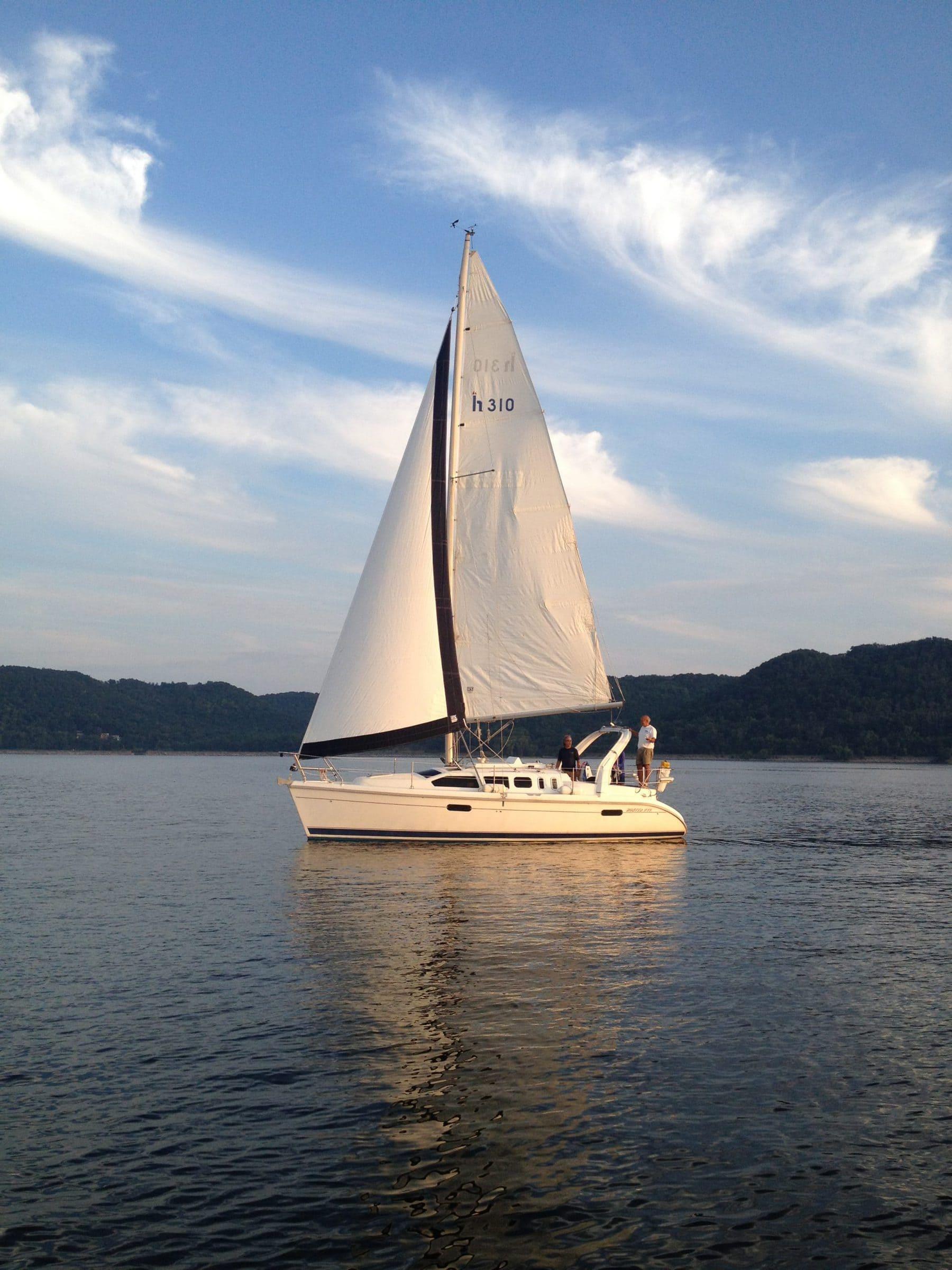 Lake Pepin Sailing