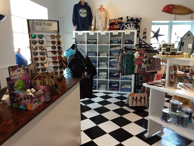 Harbor Hill General Store Interior