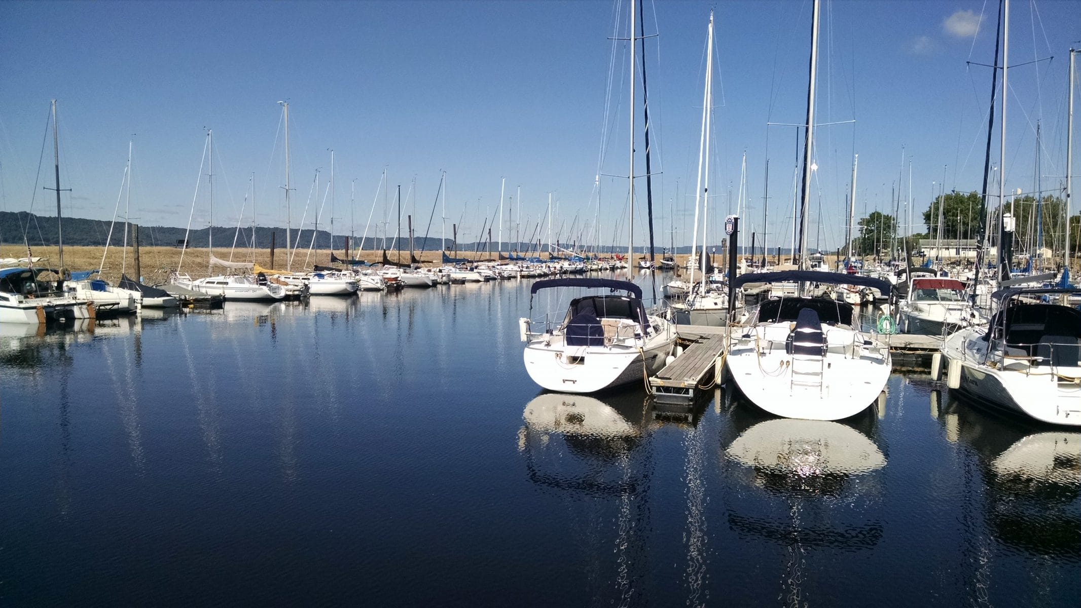 Pepin Sailing School & Charters
