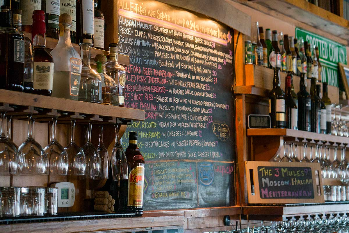 Harbor View Cafe Handcrafted Specials
