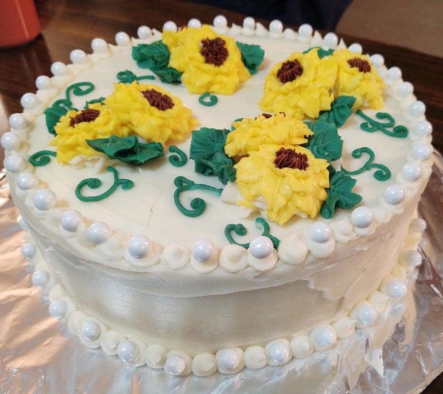 Homemade Cafe Cakes