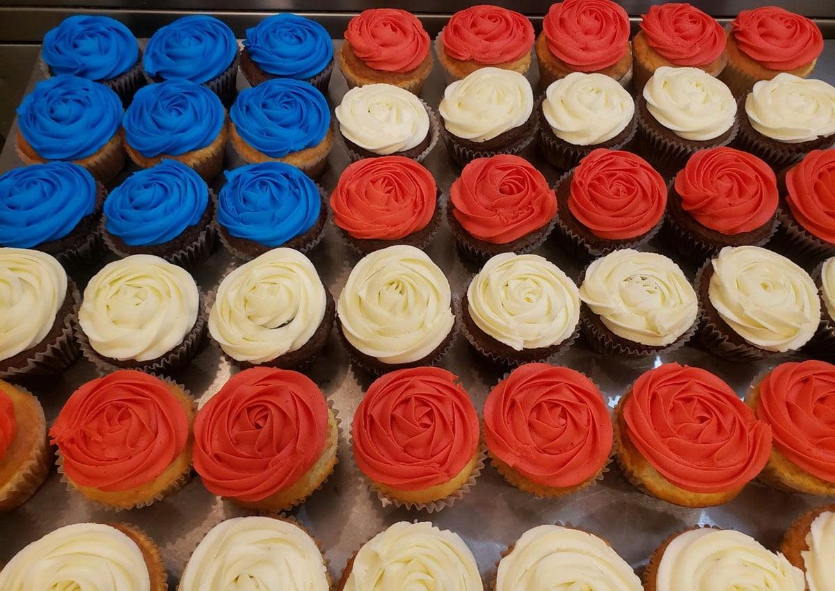 Homemade Cafe Cupcakes
