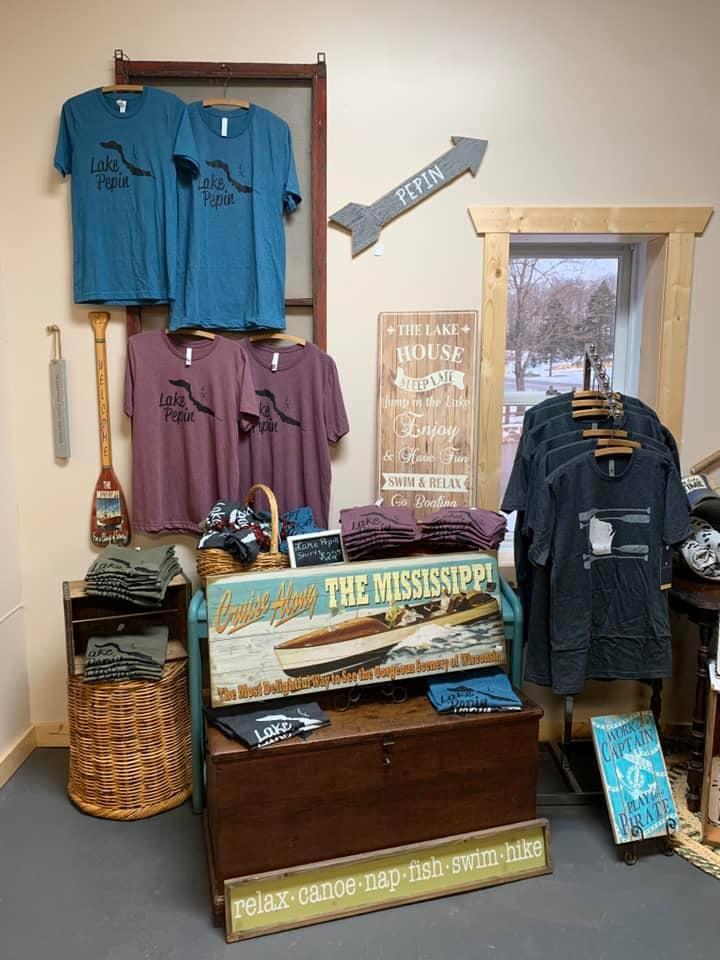 Lake Pepin Gifts & Clothing