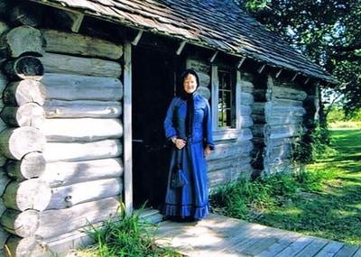 Little House Wayside Cabin