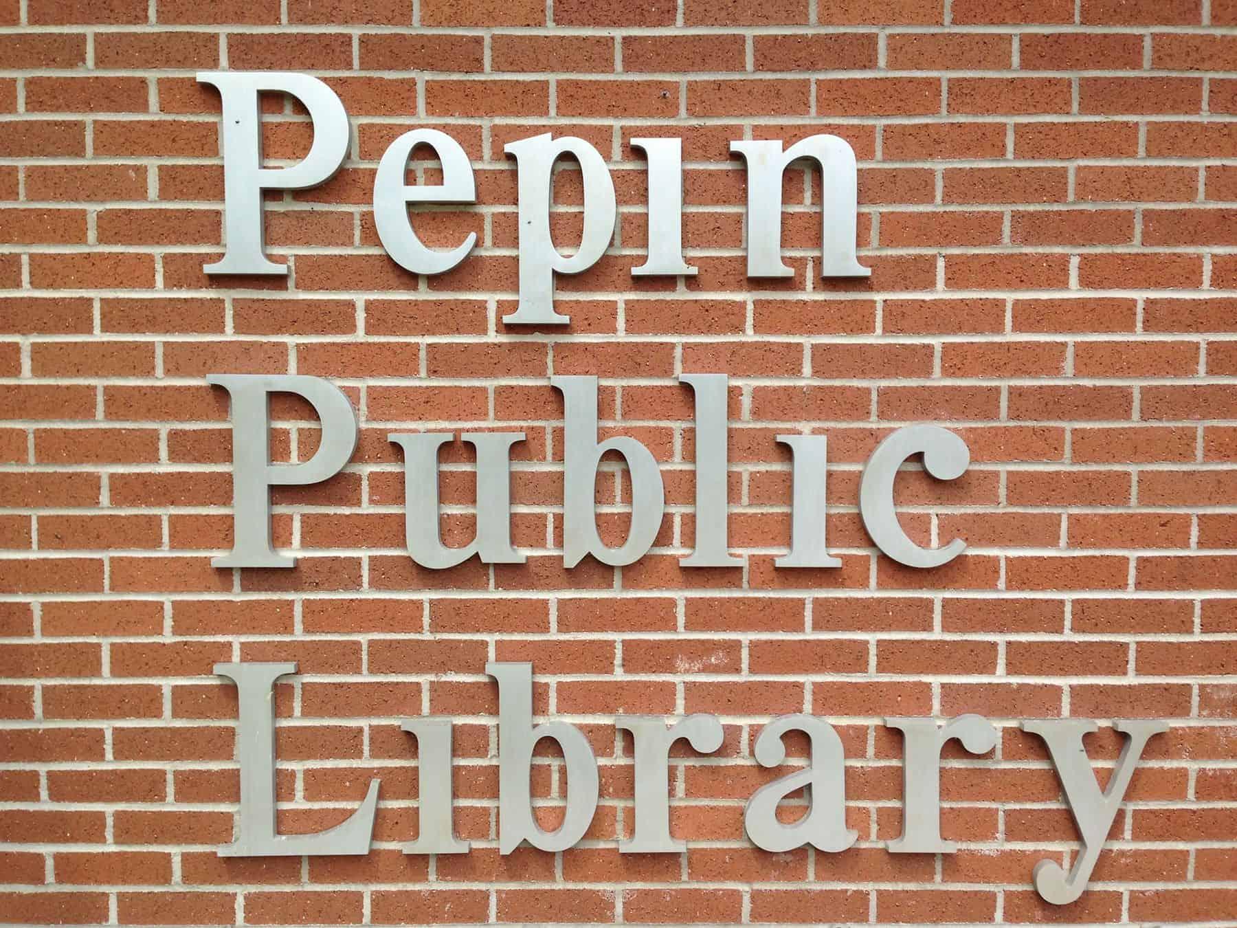 Pepin Library